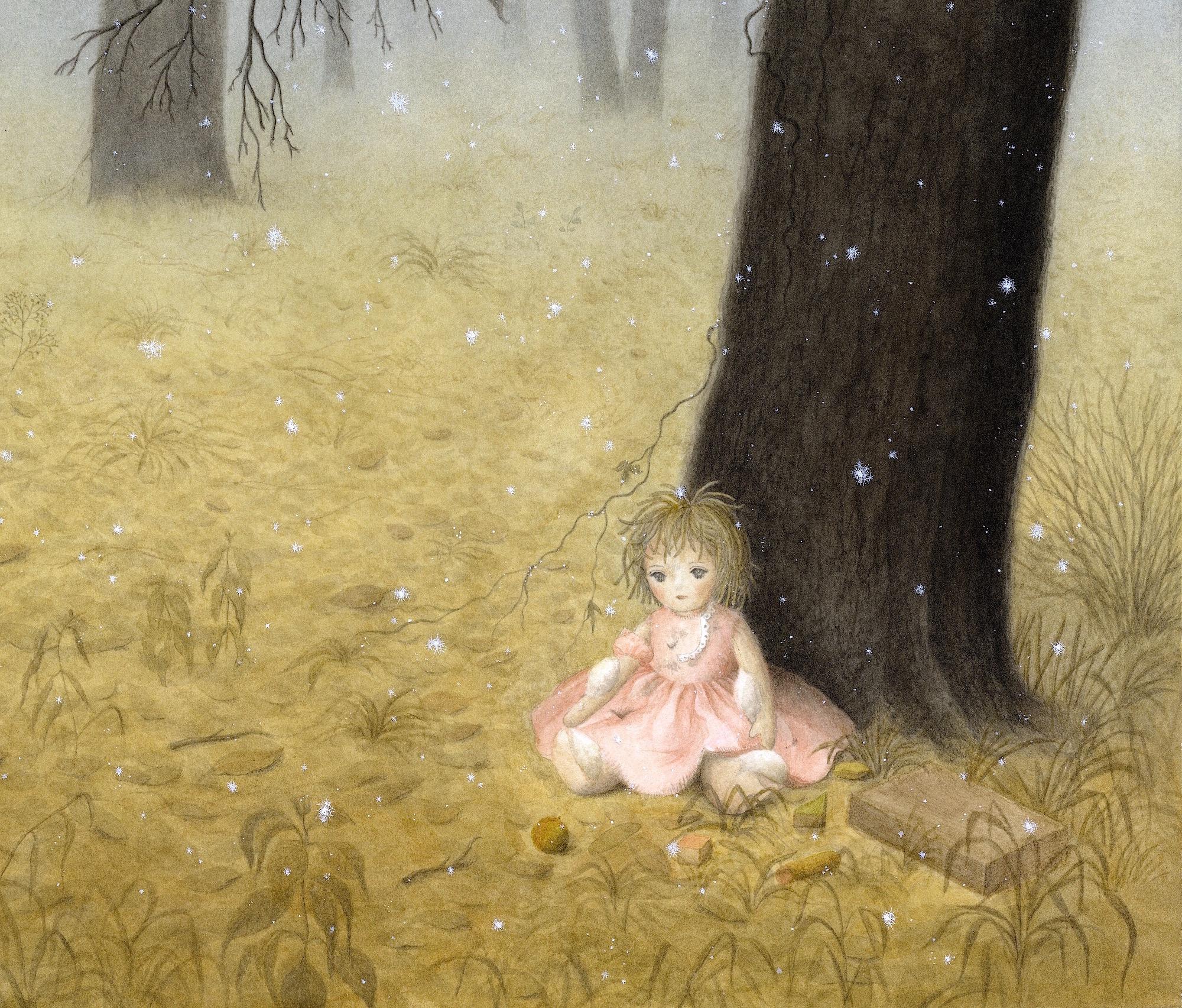 もりのにんぎょう doll in forest